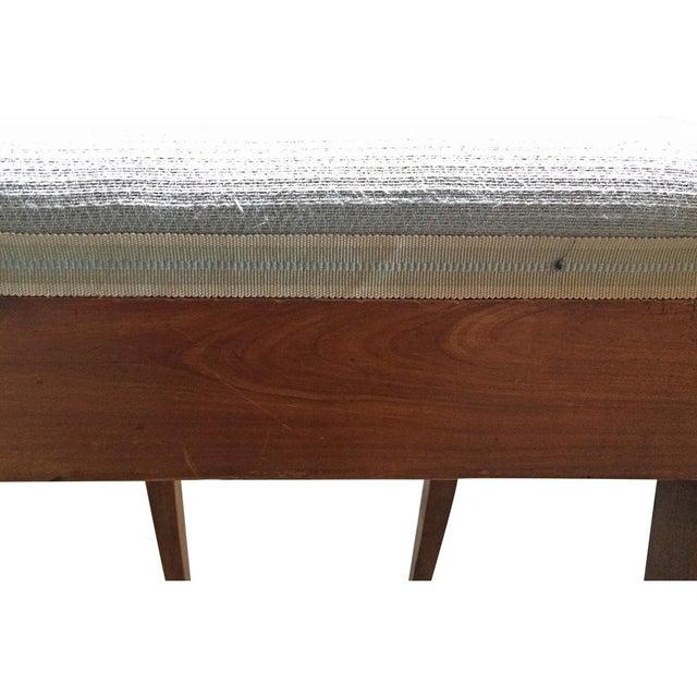 Vintage Diminutive Hepplewhite-Style Chairs - Pair - Image 5 of 6