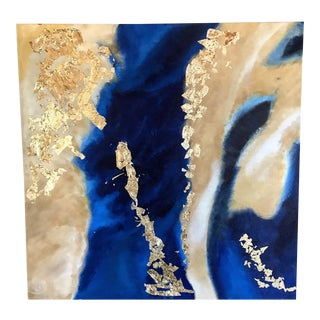 Original Abstract Canvas Painting
