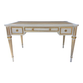 Mark David French XVI Style Gilt Writing Desk