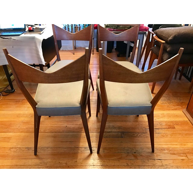 Paul McCobb Calvin Dining Chairs - Set of 4 - Image 5 of 11