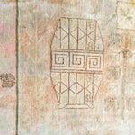 Image of Vintage Flat Weave Turkish Rug - 4′8″ × 8′