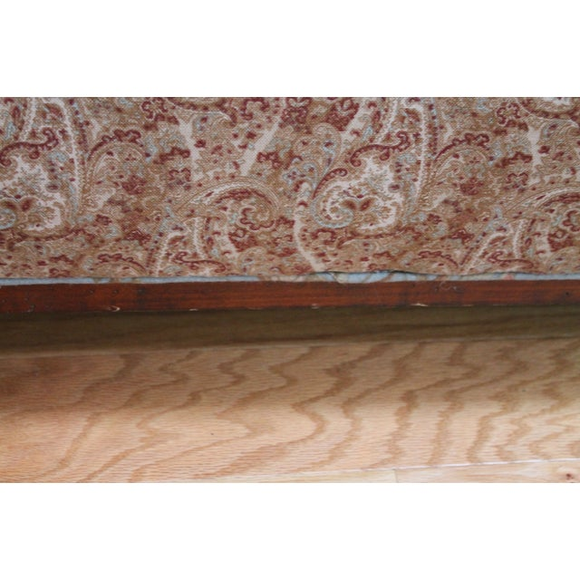 Custom Vanguard Stetson Sofa - Image 6 of 11