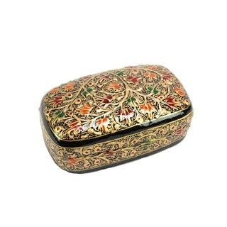 Autumn Kashmiri Accent Box