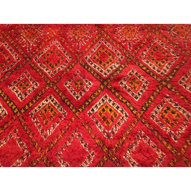 """Bellwether Rugs Organic Wool Beni Orin Moroccan Rug - 5'10""""x8'7"""" - Image 4 of 8"""
