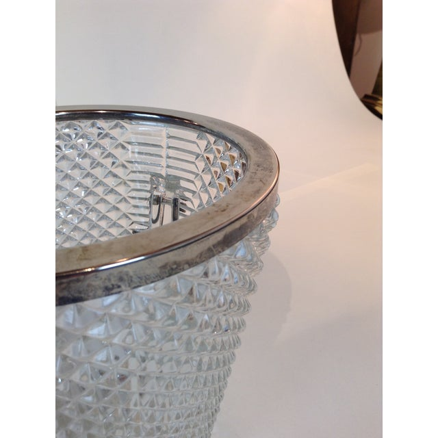 Pressed Glass Champagne Bucket - Image 3 of 8
