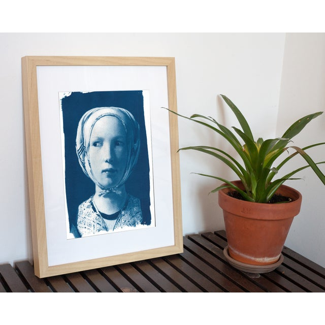 Cyanotype Prints from De La Tour - Pair - Image 7 of 8