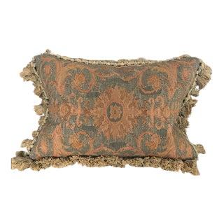 Gerry Nichols Aubusson Pillow