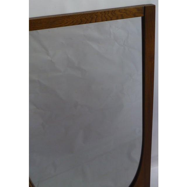 Image of Broyhill Brasilia Mid-Century Mirror