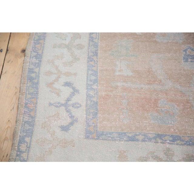 "Image of Distressed Oushak Carpet - 5'9"" X 7'9"""