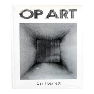 Op Art First Edition Book