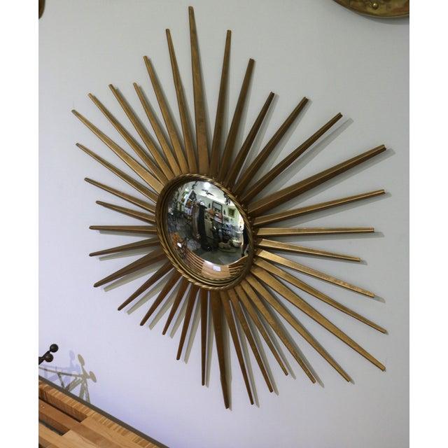 Starburst Rope Framed Mirror - Image 3 of 6