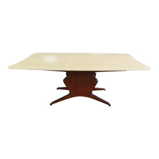 Borsani Marble Top Dining Room Table