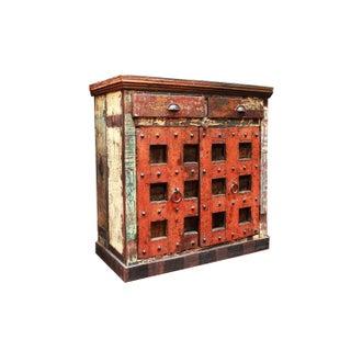 Antique Door Cabinet