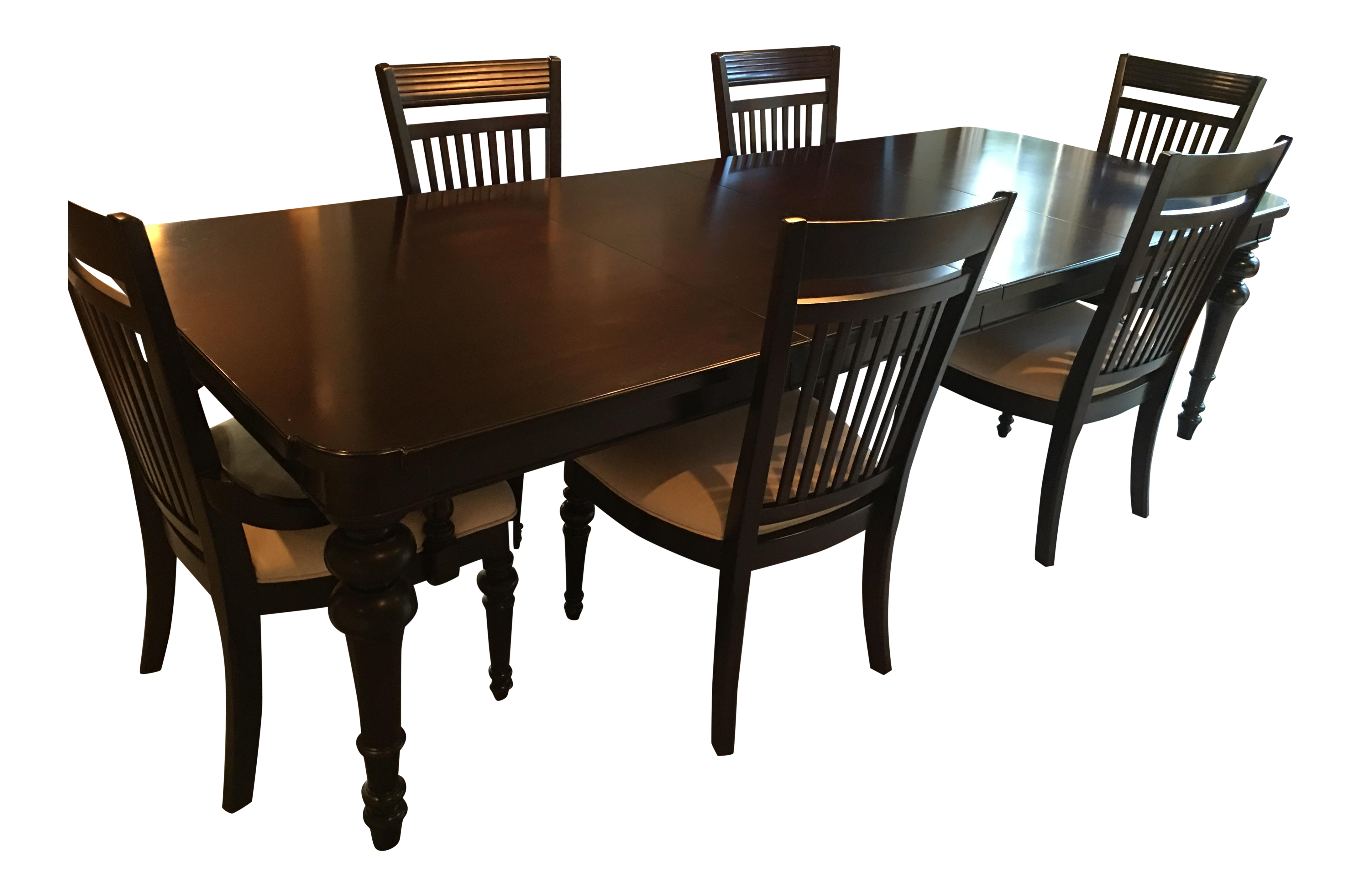 Used Vintage Dining Table Chair Sets for Sale at Chairish 461