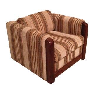 Mid-Century Bassett Club Chair