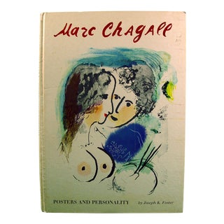 Marc Chagall: Posters & Personality Book