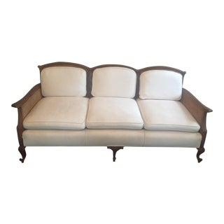 Early 1900s Day Bed Sofa