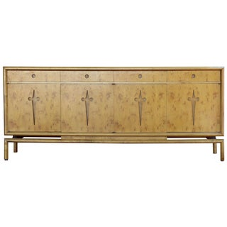 Edmond J. Spence Maple Credenza