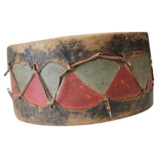 Pueblo de Cochiti Ceremonial Drum