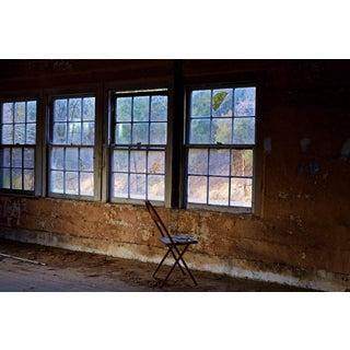 """Solitude"" Train Station Giclee Photograph Print"