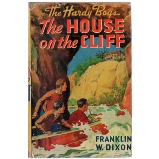The House On The Cliff Book by Franklin W. Dixon