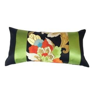 Japanese Obi Pillow