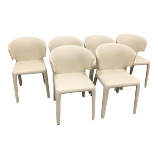 Cassina 'Hola' Dining Armchairs - Set of 6