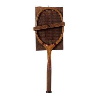 Wright & Ditson Criterion Tennis Racquet