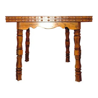 Romweber Viking Oak Expandable Table