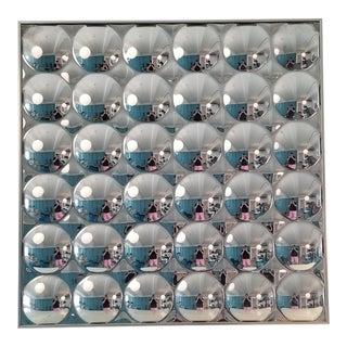 1970s Pop Art Bubble Mirror Wall Art