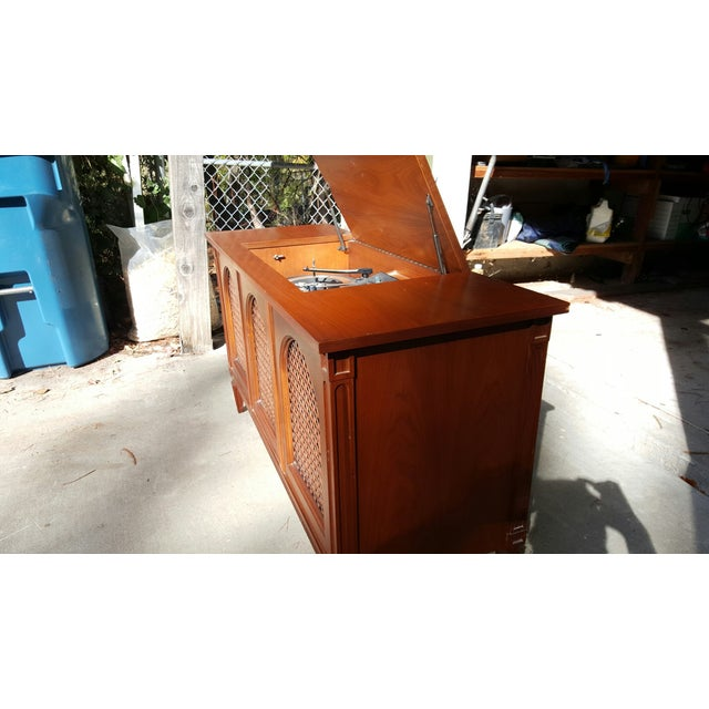 Wurlitzer DX 22 1950's Stereo Console - Image 5 of 8