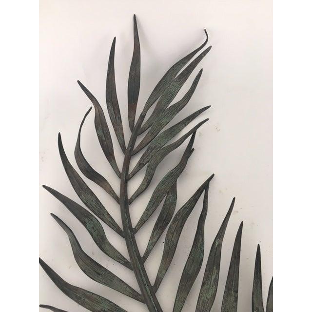 Cowtan & Tout Bronze Palm Frond - Image 5 of 8