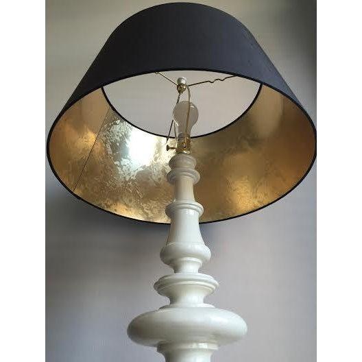 Image of Barbara Cosgrove Turned Table Lamps - Pair