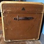 Image of Leather Steamer Trunk by Albert Rosenhain
