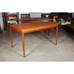Image of Danish Teak Dining Table by Johannes Andersen