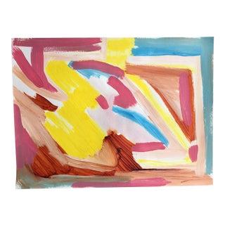 """No. 27"" Original Painting by Jessalin Beutler"