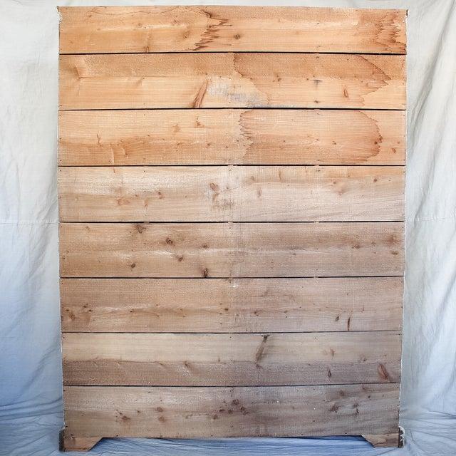 Antique White Distressed Schoolhouse Lockers - Image 11 of 11