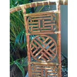 Image of Antique Chinese Wooden Chair
