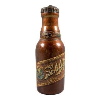 Wooden Schlitz Bottle Opener