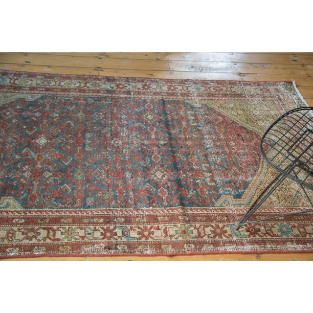 """Antique Malayer Rug - 4'1"""" x 6'7"""" - Image 5 of 10"""