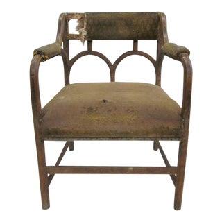 Armchair by the Wiener Werkstatte