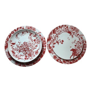 Tord Boontje's Table Stories Dinnerware Pieces - Set of 4