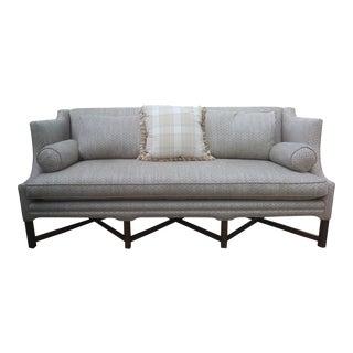 Kaare Klint Style Tan Sofa Model 4118