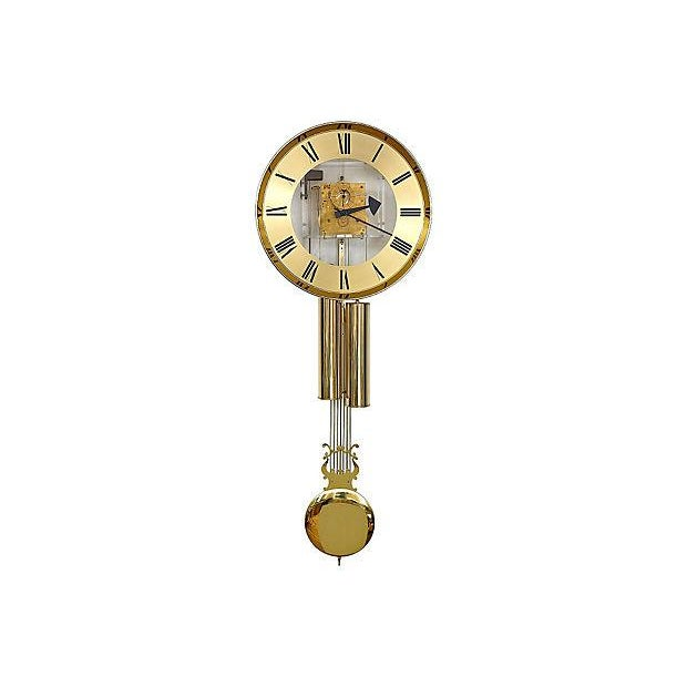 Image of 1970's George Nelson-Designed Wall Clock