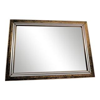 1960s Beveled Italian Mirror