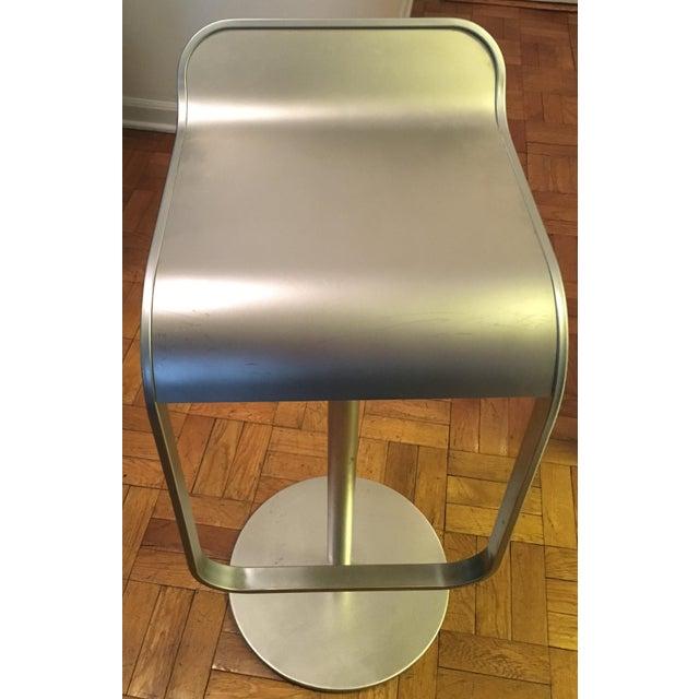 LEM Piston Bar Stools - A Pair - Image 7 of 10