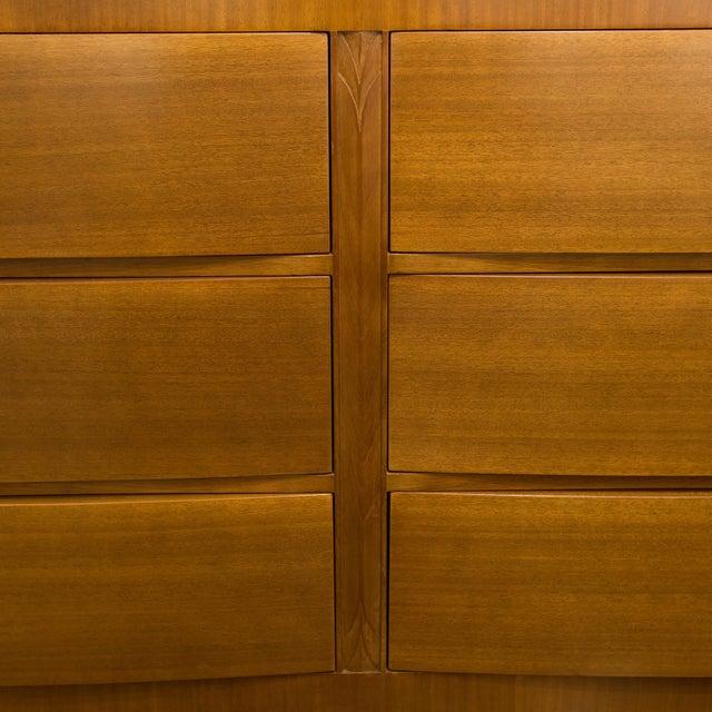 Image of Vintage 6 Drawer Dresser by Rway