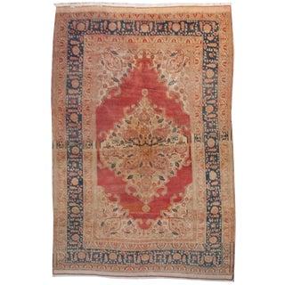 Late 19th Century Tabriz Rug
