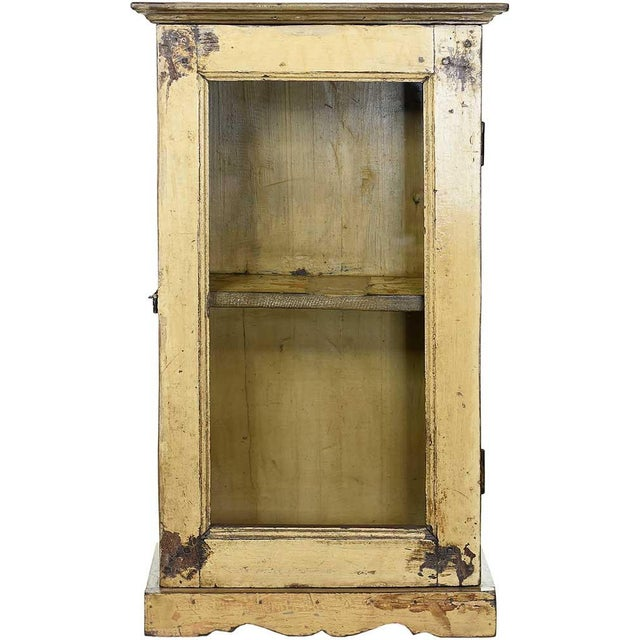 Image of Honeysuckle Showcase Wall Cabinet