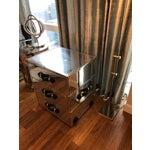 Image of Restoration Hardware Trans-Atlantic Steamer Trunk Chest